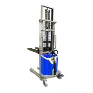 MSS1016 semi-elektriese hefstapelaar