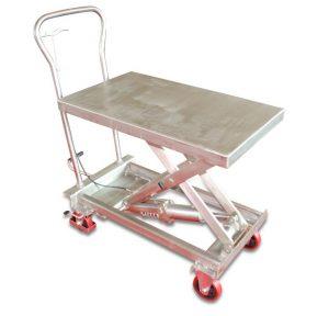 BSS10 vlekvrye staal lift tafel